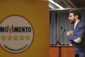 Francesco D'Uva del Movimento 5 Stelle