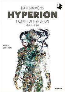 copertina i canti di hyperion