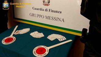 sala giochi e biliardi aperta nonostante i divieti per il contenimento del coronavirus, Guardia di Finanza di Messina