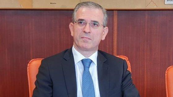 marco falcone, assessore ai trasporti e alle infrastrutture della Regione Siciliana