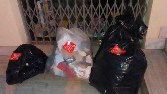 multe per errato conferimento dei rifiuti nelle zone servite dalla raccolta differenziata a messina