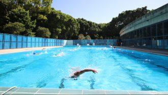 lunedì 25 ripare la piscina di Villa Dante
