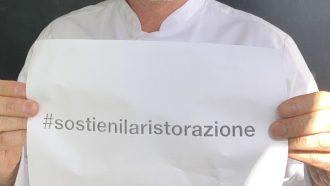 Anche lo chef Pasquale Caliri per la campagna #sostienilaristorazione