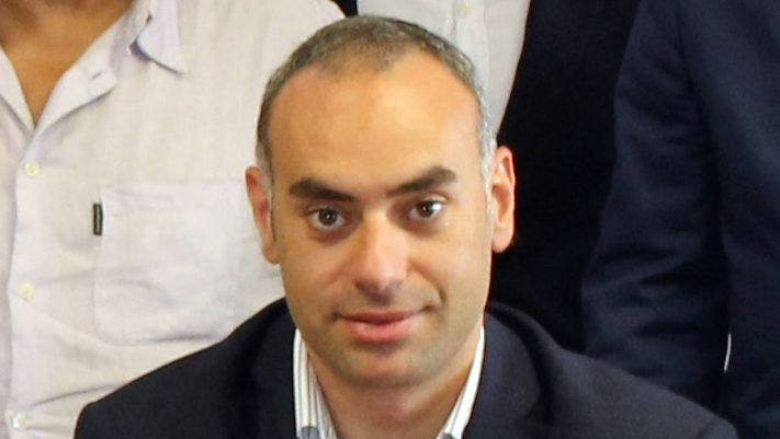 alessandro geraci, vicepresidente della III Circoscrizione di Messina, Movimento 5 Stelle