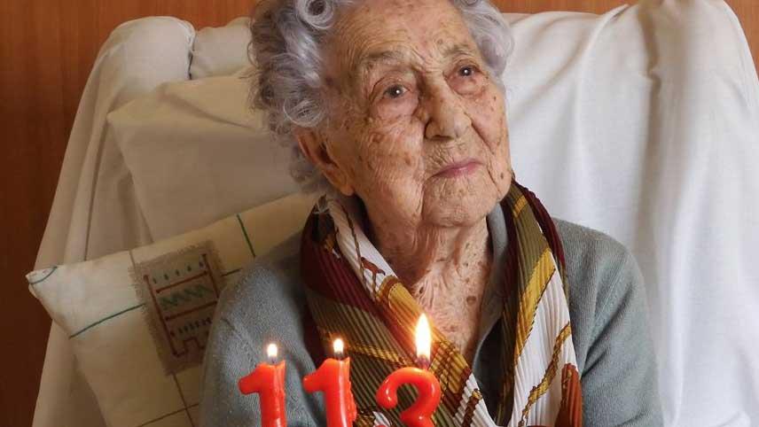 belle notizie da messina e dal mondo: donna di 113 anni guarisce dal coronavirus in spagna