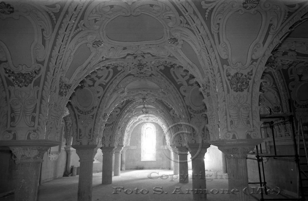 cripta del duomo di messina