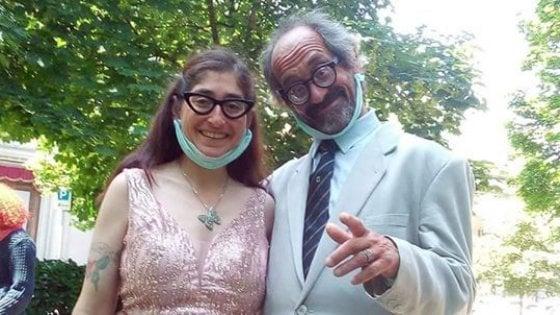 belle notizie: matrimonio clochard a como