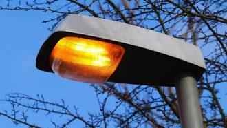 palo della luce, pubblica illuminazione