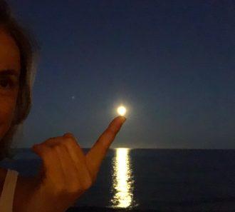 cris e la luna
