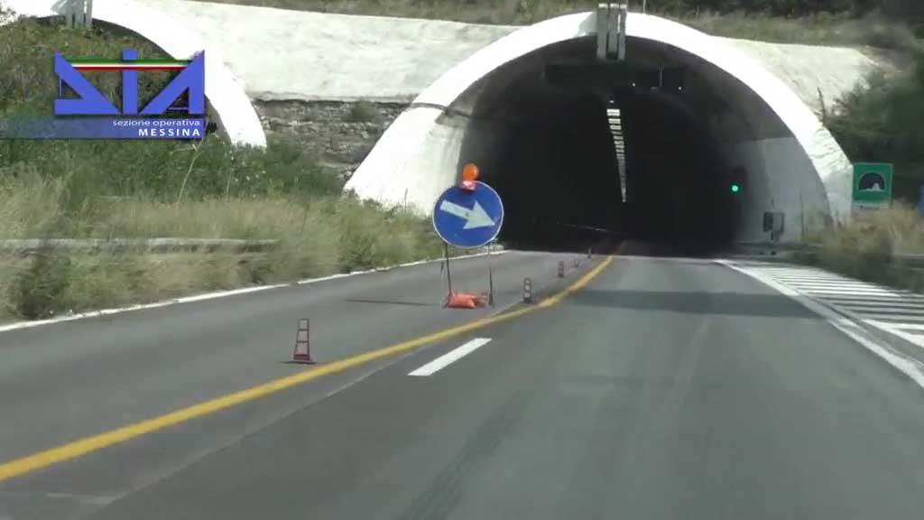 appalti truccati per dei lavori del cas sulle autostrade a18 messina catania e A20 messina palermo: si conclude l'operazione tunnel della Dia