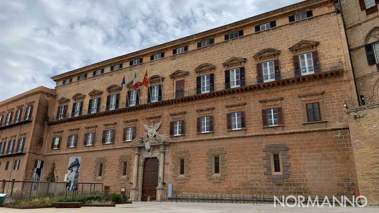ars, assemblea regionale siciliana, palazzo dei normanni a Palermo