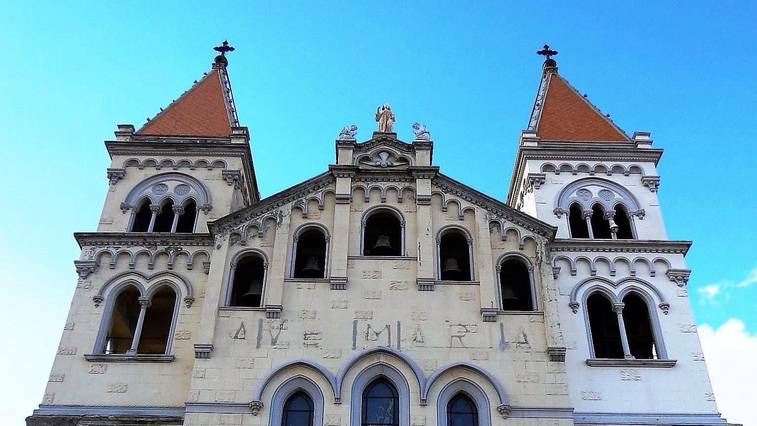 chiesa santuario di montalto