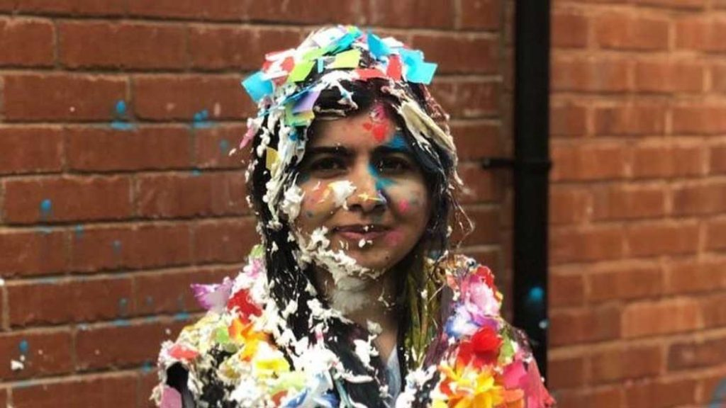 foto di belle notizie da messina e dal mondo: Malala Yousafzai dopo la laurea ad oxford