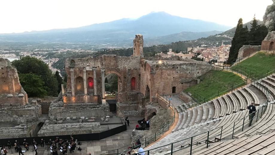 teatro antico di taormina