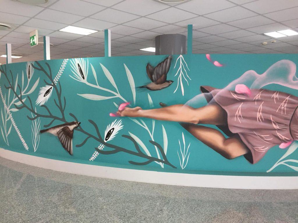 murales di spos.art e nessunnettuno al papardo