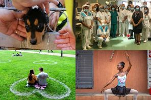collage delle quattro belle notizie da messina e dal mondo di questa settimana, 11esimo episodio