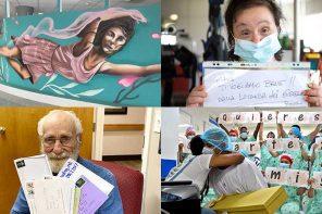 collage delle belle notizie da messina e dal mondo al tempo del coronavirus: episodio 10