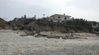 fondi per proteggere le coste della riviera nord di Messina dall'erosione costiera