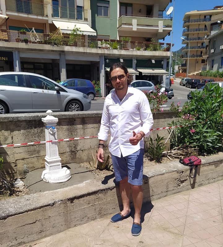 fontanelle pubbliche a messina: villetta san salvatore dei greci sulla circonvallazione
