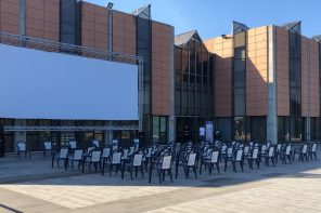 cinema all'aperto restate al mume di messina con il multisala apollo