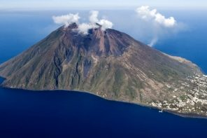 vulcano stromboli, isole eolie in provincia di messina
