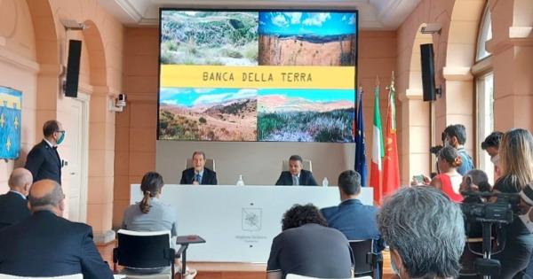 Presentazione del Bando Banca della Terra della Regione Siciliana