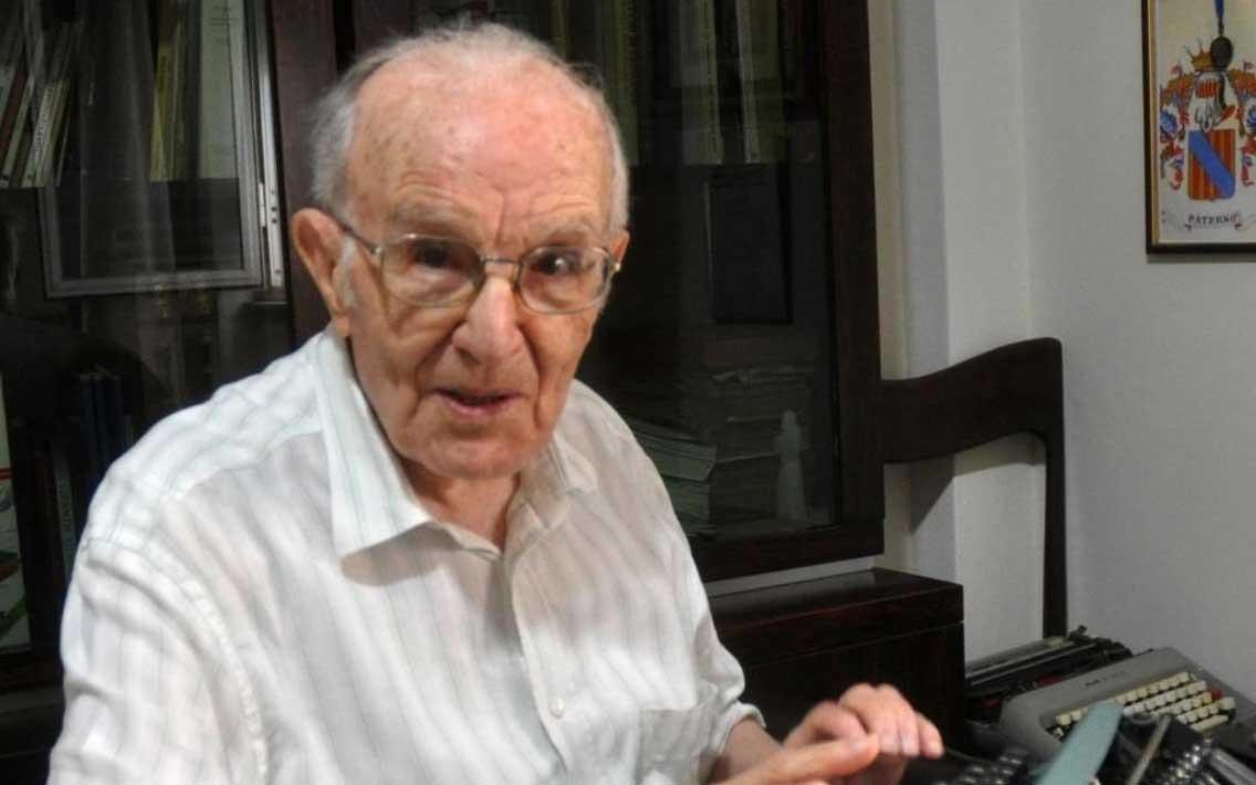 belle notizie da messina e dal mondo: giuseppe paternò si laurea a 96 anni a palermo