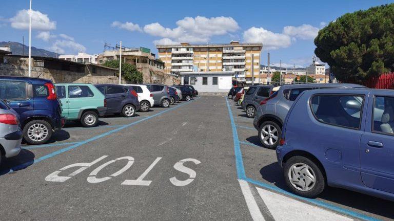 parcheggio zir a messina