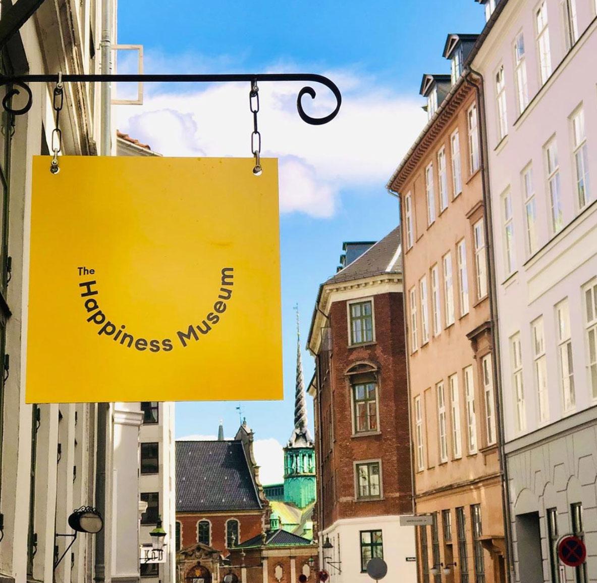 belle notizie: il museo della felicità di copenhagen