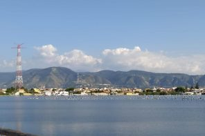 lago torre faro ganzirri messina