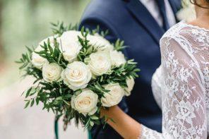 foto di due sposi per il bonus matrimonio in sicilia durante il coronavirus