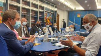 riunione operativa per la riapertura delle scuole in sicilia il 14 settembre