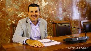 Giandomenico La Fauci, consigliere comunale di Ora Messina