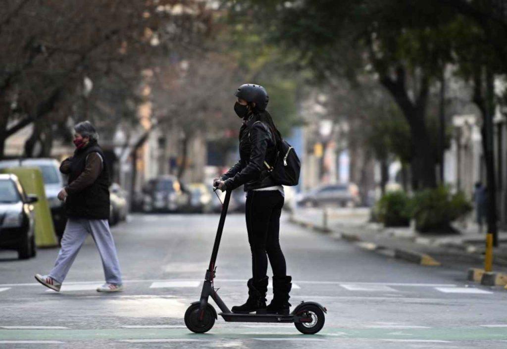 bonus mobilità, monopattino