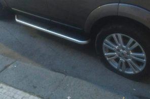 danneggiata auto privata di un poliziotto a Messina