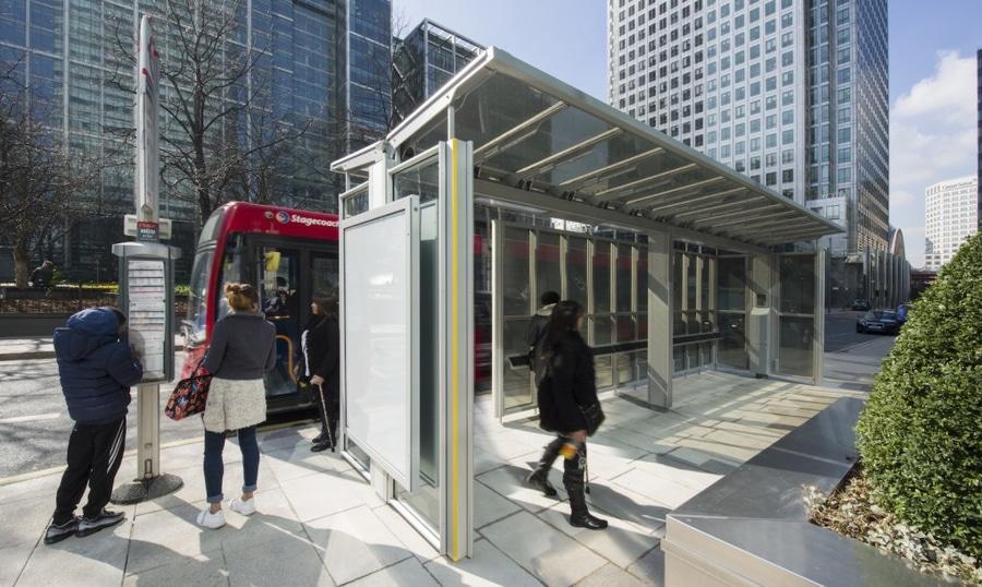quattro idee per messina: pensiline solari alle fermate dei bus