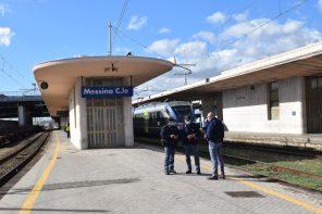 polizia ferroviaria di messina