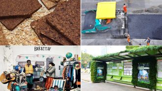 collage di quattro idee dal mondo per rendere messina un po' più bella: episodio 3