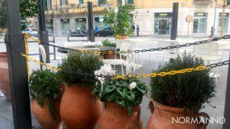 ritrovo miscela d'oro chiuso a causa del dpcm che chiude i bar in zona rossa (messina, sicilia)