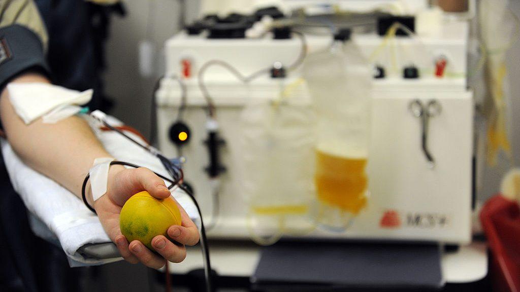 donazione plasma iperimmune covid a messina