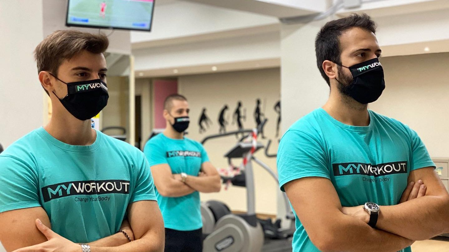 my workout italia, piattaforma di fitness online made in messina