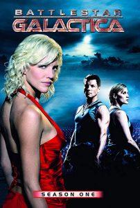 serie tv consigliate da vedere a natale: battlestar galactica