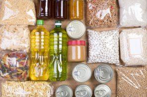 donazioni alimentari, cibo