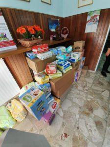 donazioni al centro medico buon pastore di messina