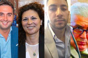 consiglieri comunali del movimento 5 stelle di messina