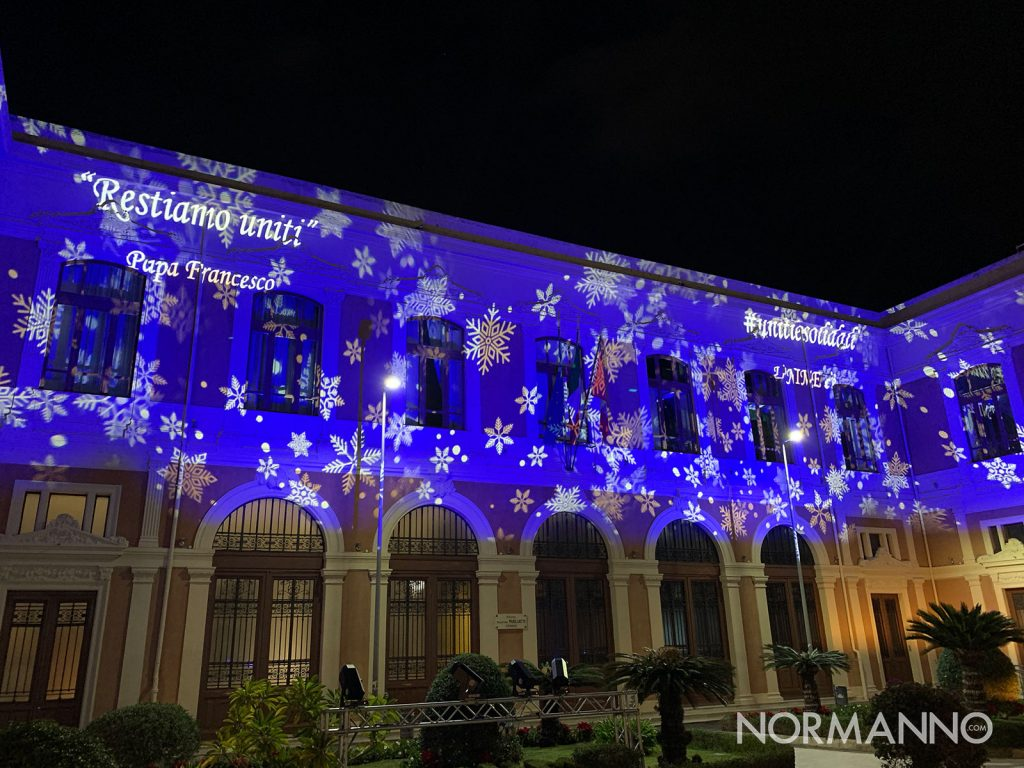 natale a messina 2020, l'università
