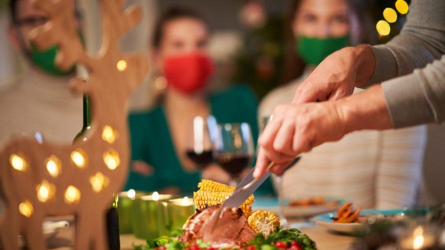 regole per il pranzo di natale