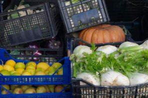 sequestro di frutta e verdura a messina