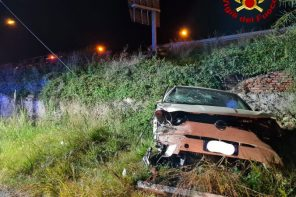 incidente in autostrada ai caselli di rometta