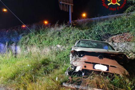 incidente in autostrada ai caselli di rometta